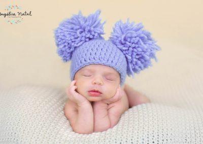 Fotografa de recien nacidos en alicante sesiones newborn de estudio 3