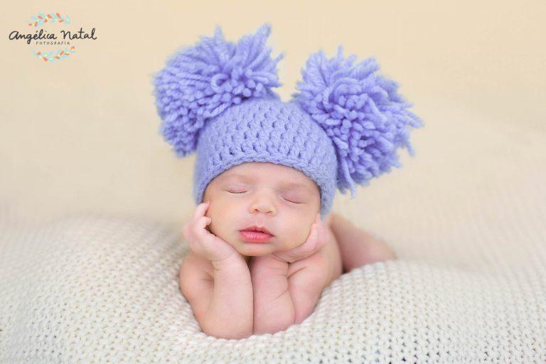 Fotografa de recien nacidos en alicante sesiones newborn de estudio