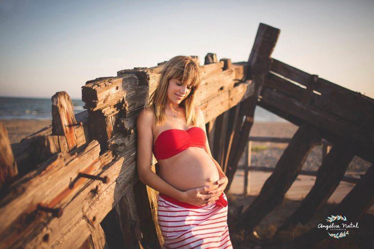 Fotografo de embarazo en alicante sesiones de estudio y exteriores