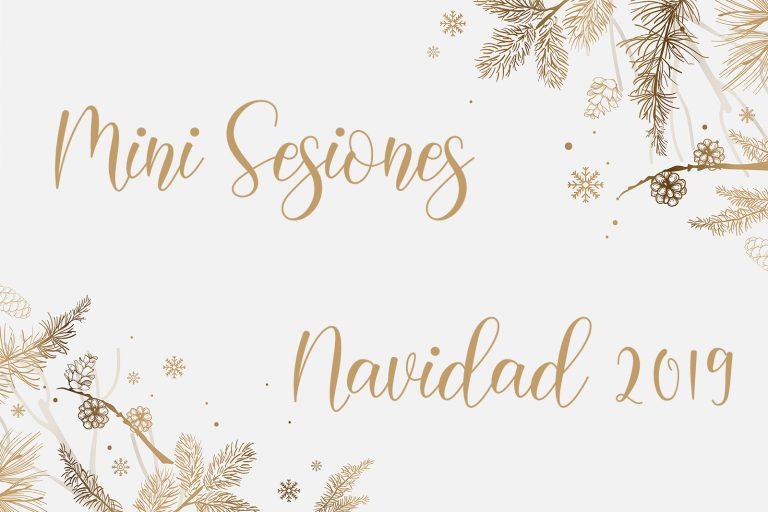 Sesiones de navidad en alicante